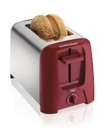 Hamilton Beach Cool Wall 2-Slice Toaster, Re